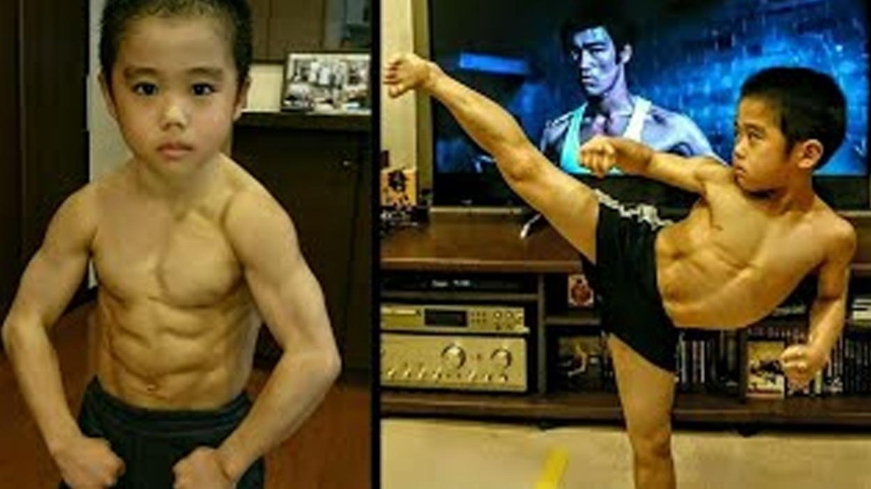 Bruce-Lee-का-भी-बाप-दुनिया-का-सबसे-शक्तिशाली-बच्चा-Strongest-Kid-In-The-World-Bruce-Lee-Ryusei-Imai