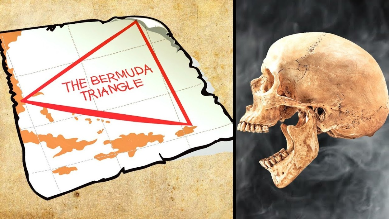 Strange Mystery Behind Bermuda Triangle and Ghosts (Bermuda Triangle In Hindi)