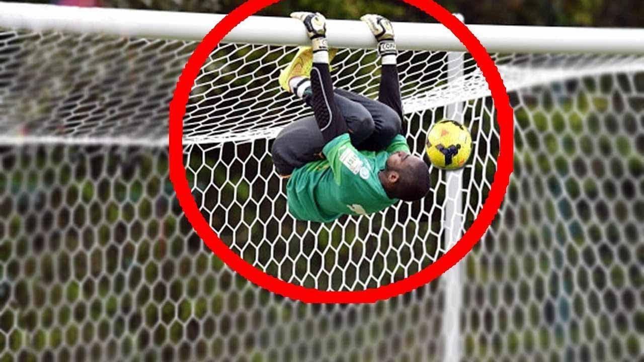 10 LEGENDARY Goal Line Saves