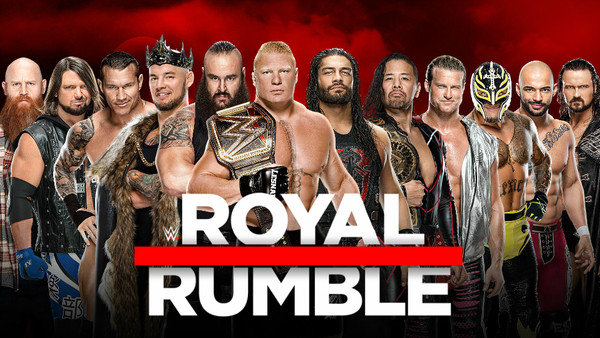 WWE Royal Rumble 2020 Match Card and Predictions